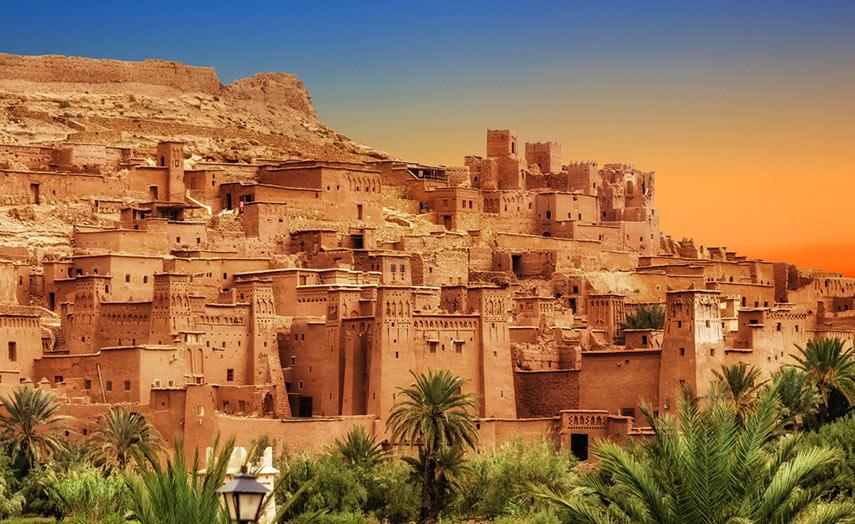 Ait Ben Haddou Urlaub Marokko