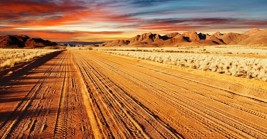 Kalahari rote Dünen Safari