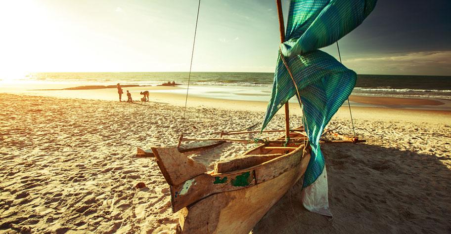 Mozambique Badeurlaub günstig nicht Kuoni