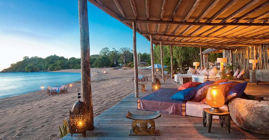 Badeferien Malawi Kaya Mara Lodge buchen