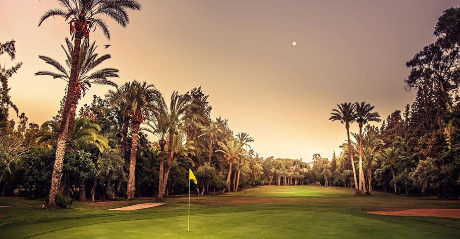 Golfplatz Royal Golf de Marrakesch
