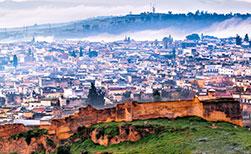 Marokko Urlaub Fes schöne Stadt