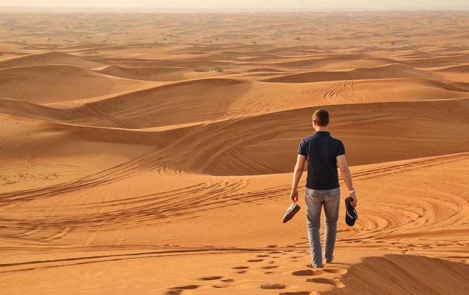 Marokko Wüstentrekkings