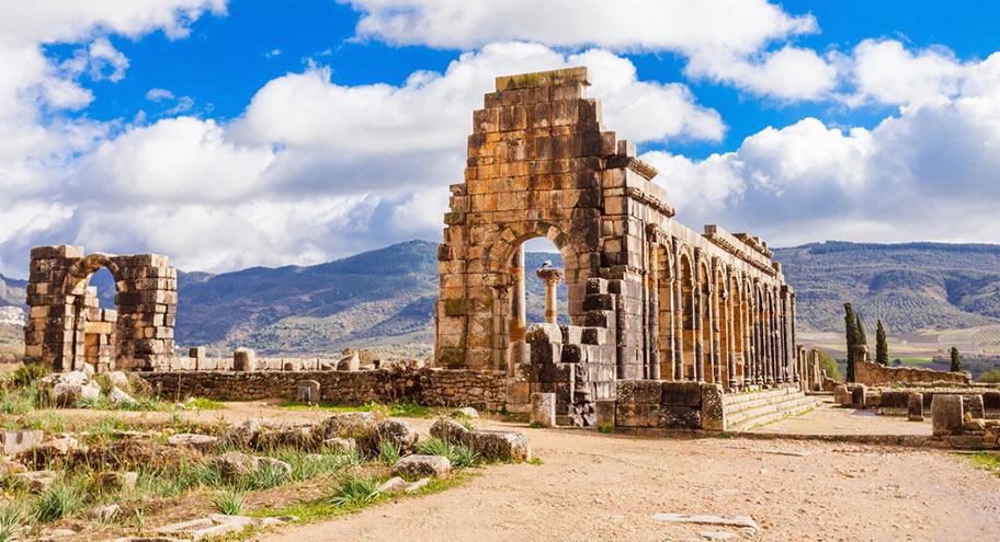 Meknès Marokko Königsstädte