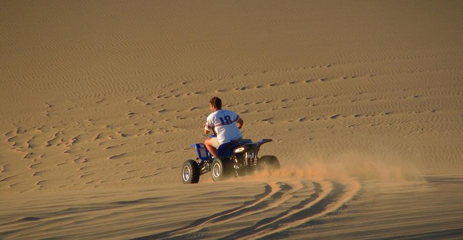 Namibia Adventures Quad Touren