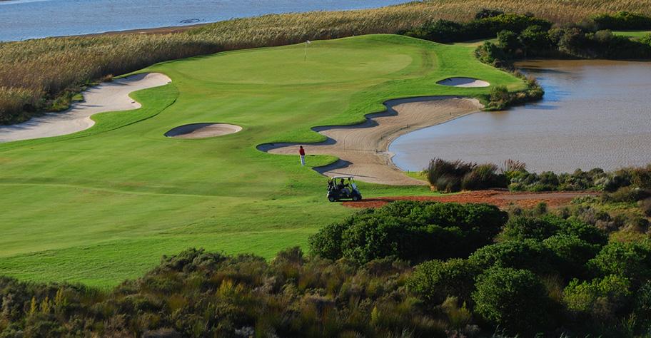 Golfreisen am Kap Südafrika nicht Kuoni