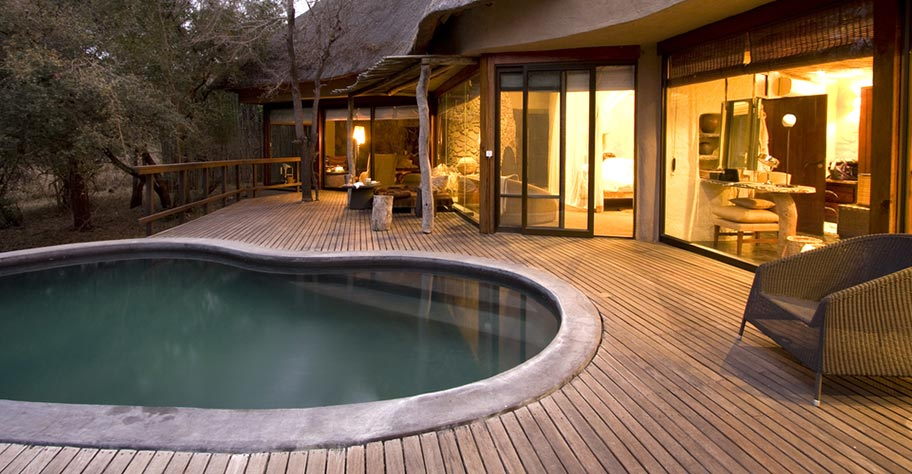 Safari Lodges nicht Tui