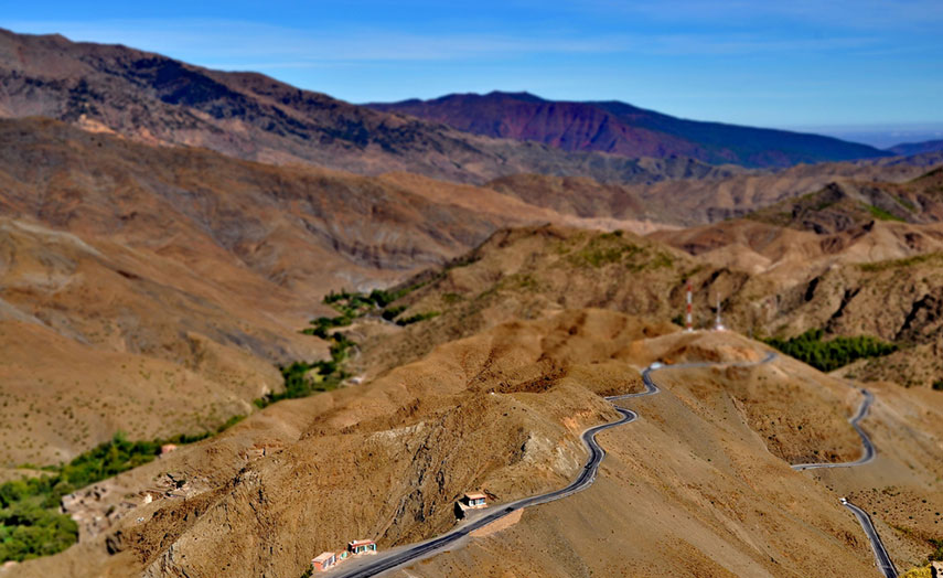 Urlaub Atlasgebirge Marokko