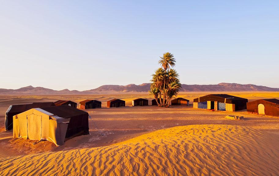 Zagora Wüstenerlebnisse Marokko