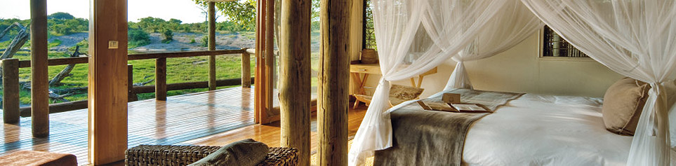 Botswana Luxus Safaris ©Kings Pool Camp