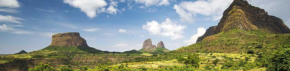 Äthiopien Reiseinformationen