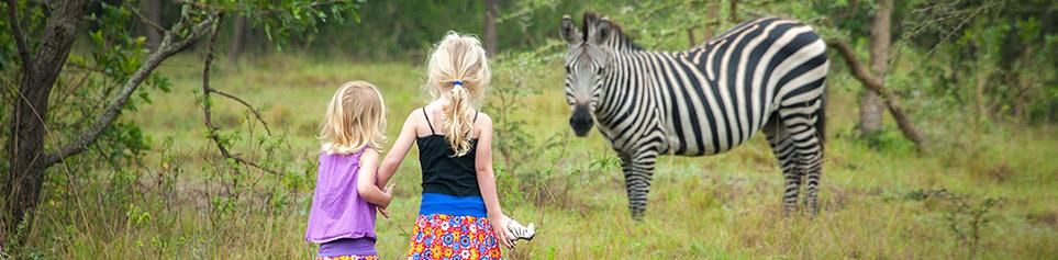 Kenia Reisen mit Kindern