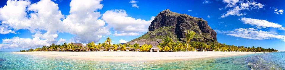 Südafrika Mauritius Kombination