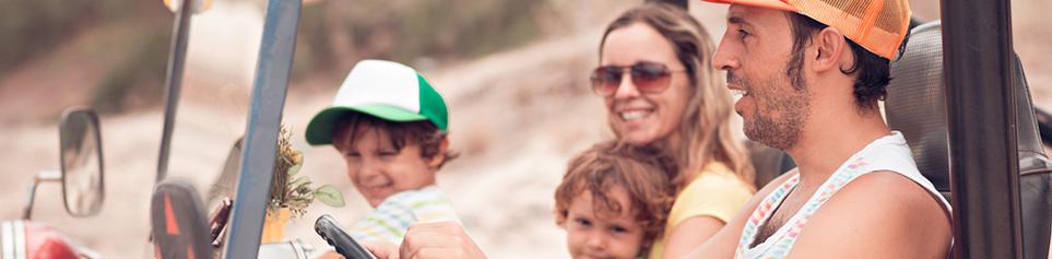 Südafrika Reisen mit Kindern