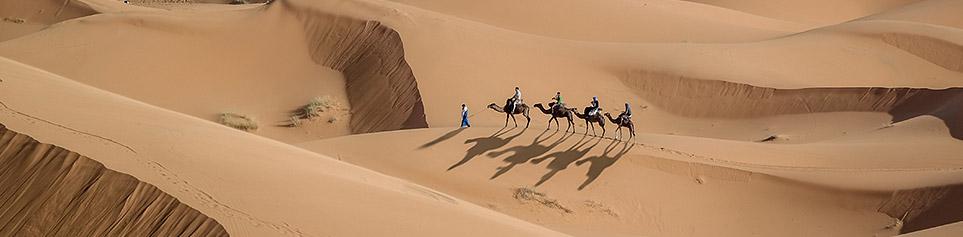 Marokko Wüstenerlebnisse